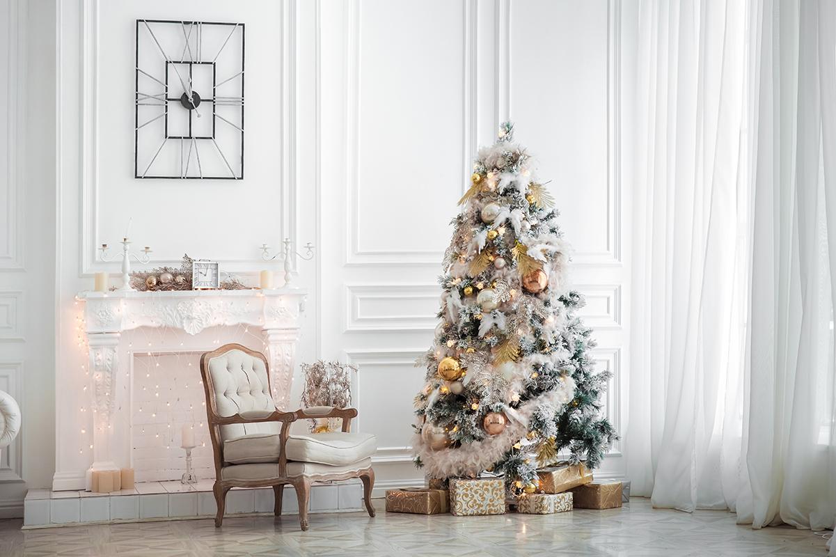 Firanki i dodatki Świąteczne