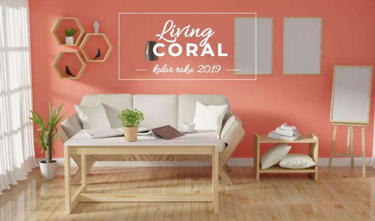 Living coral kolor roku 2019