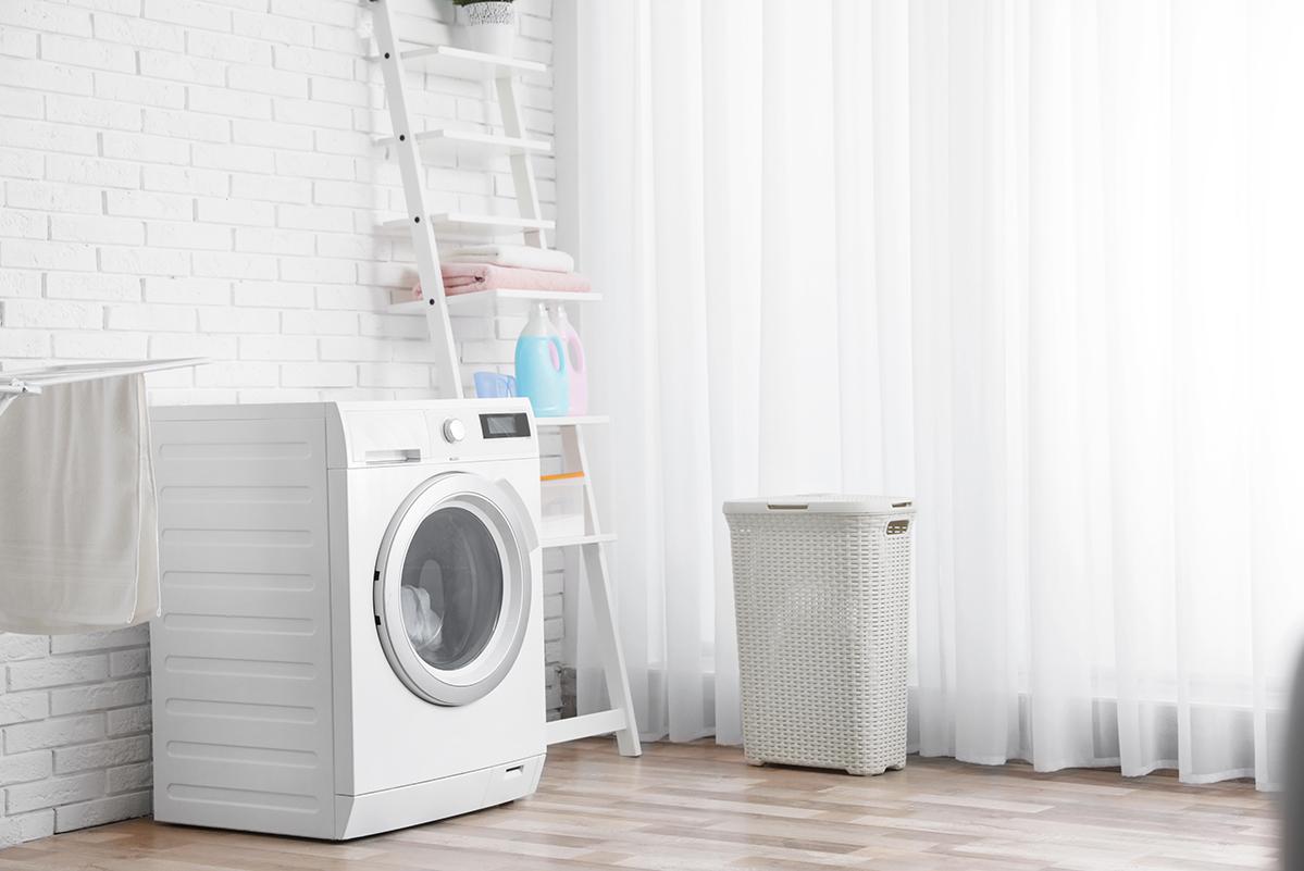 Jak prać firanki aby były białe