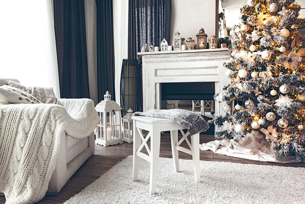 Zasłony i dodatki Świąteczne